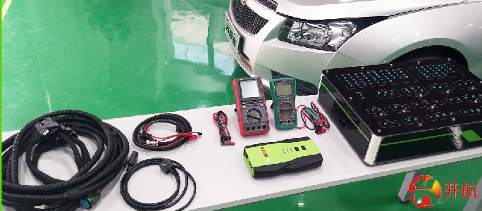 KH-XQT1新能源汽车智能化故障检测诊断箱